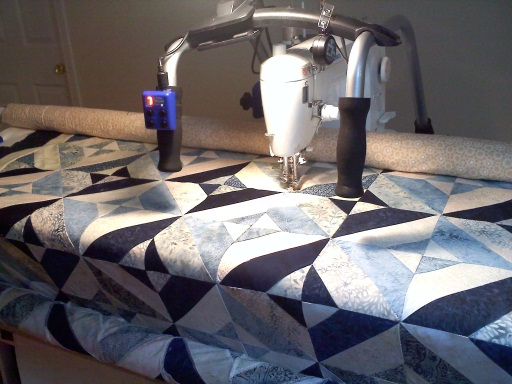 Short Arm Frame Quilting