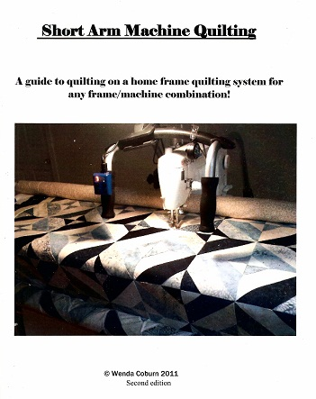 Short Arm Quilting by Wenda Coburn...Click for preview