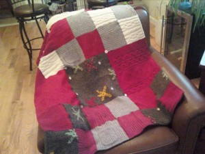 Quilt-Chair