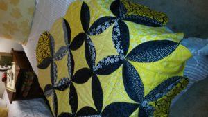 qaug circle quilt