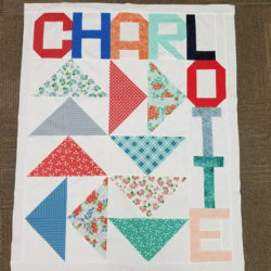 custom quilt making Charlotte